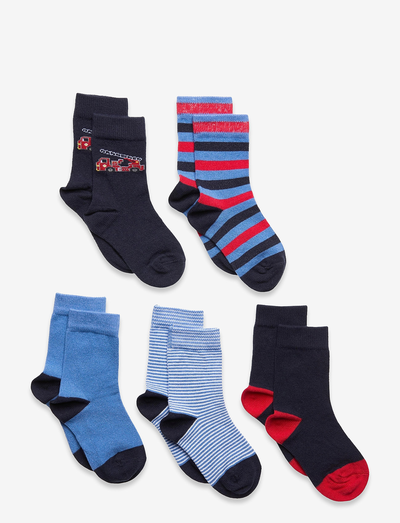 Schiesser - Socks - strümpfe - assorted 1 - 0