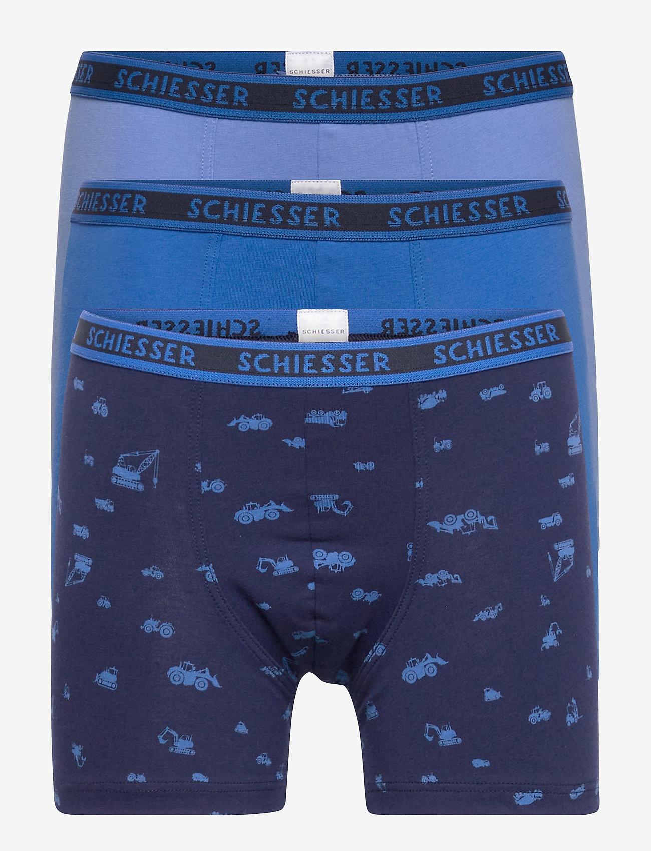 Schiesser - Shorts - unterteile - assorted 5 - 0
