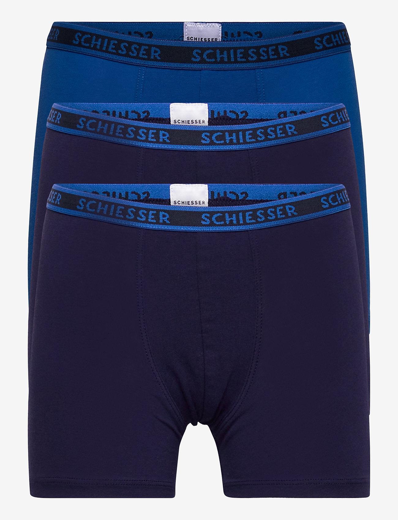 Schiesser - Shorts - unterteile - assorted 6 - 0