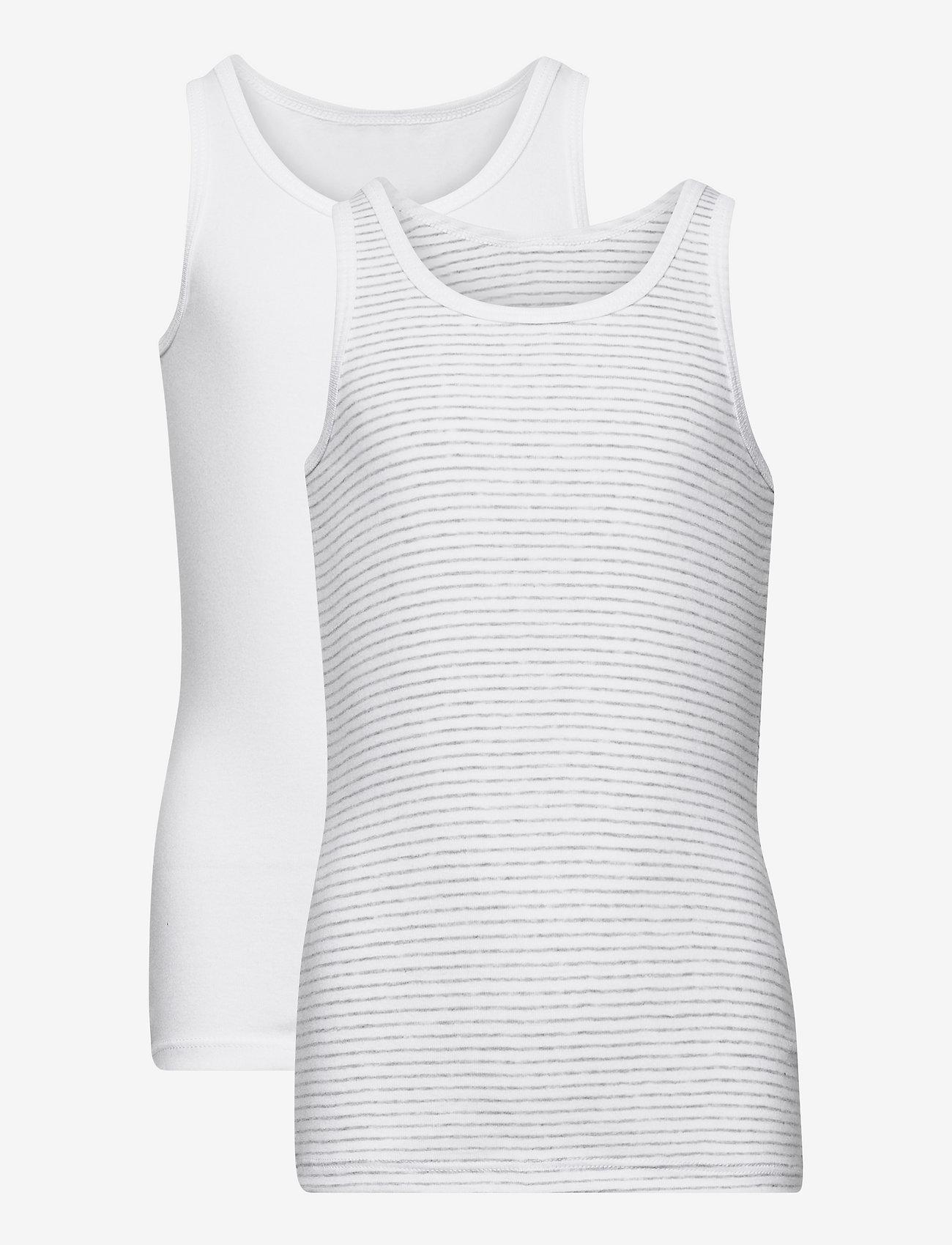 Schiesser - Shirt 0/0 - Ärmellose - assorted 5 - 0