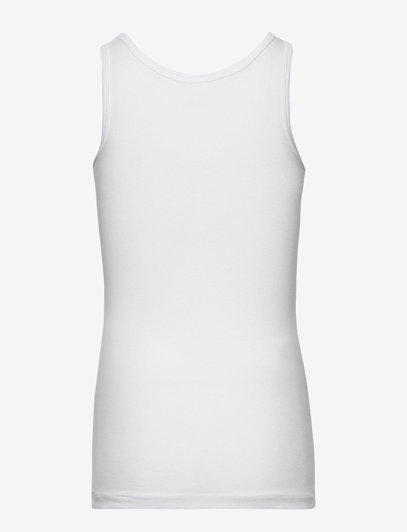 Schiesser - Shirt 0/0 - Ärmellose - white - 1