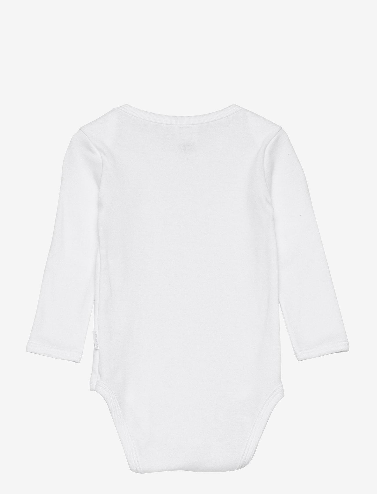 Schiesser - Body 1/1 - langärmelig - white - 1