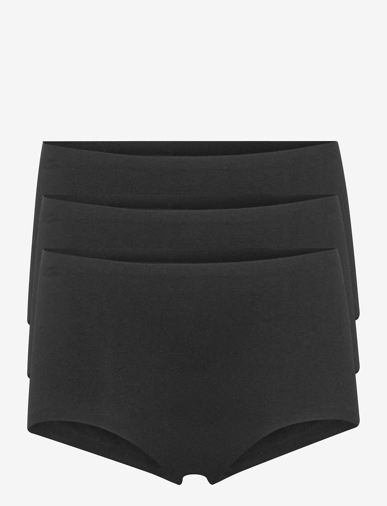 Schiesser - Shorts - unterteile - black - 0