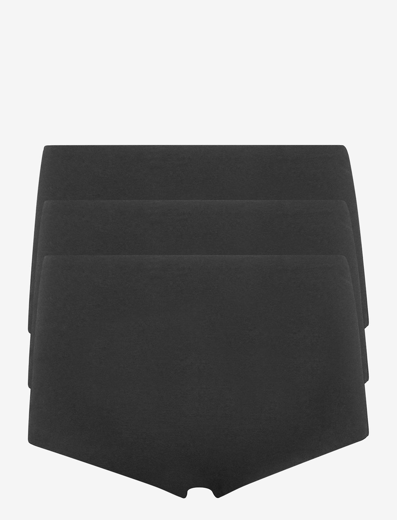 Schiesser - Shorts - unterteile - black - 1