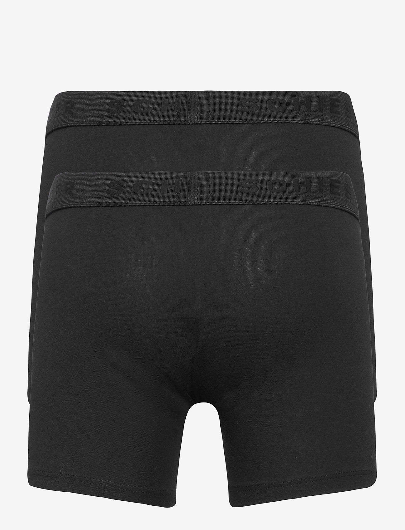 Schiesser - Shorts - shorts - black - 1