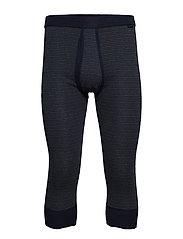 Pants 3/4 - DARK BLUE