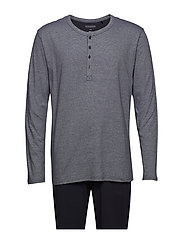 Pyjama Long - ANTHRACITE