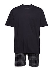 Pyjama Short - ANTHRACITE
