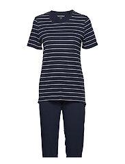 Pyjamas 3/4 - NIGHTBLUE