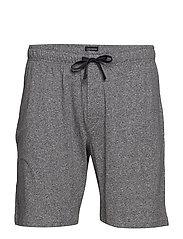 Shorts - DARKGREY-MEL.