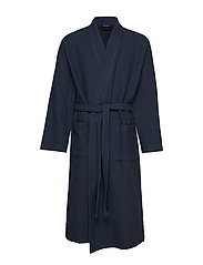 Bath Robe - DARK BLUE