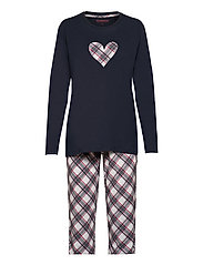 Pyjama Long - DARK BLUE