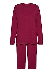 Pyjama Long - CRANBERRY