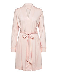 dressing gown - SOFT ROSE