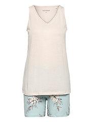 Pyjama Short - MINT GREEN