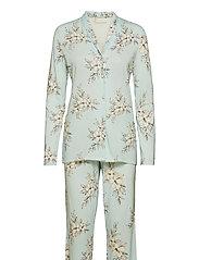 Pyjama Long - MINT GREEN