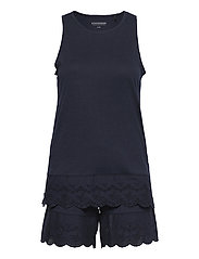 Pyjama Short - NIGHTBLUE