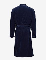 Schiesser - Bath Robe - badjassen - navy - 1