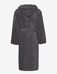 Schiesser - Bath Robe - badjassen - grey - 1