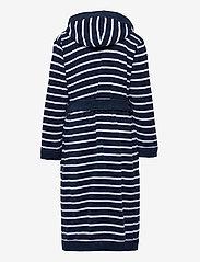 Schiesser - Bath Robe - szlafroki - dark blue - 1