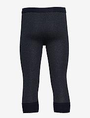 Schiesser - Pants 3/4 - base layer bottoms - dark blue - 1