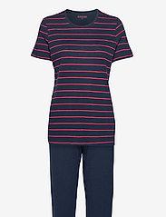 Schiesser - Pyjamas 3/4 - pyjama''s - multicolour 2 - 0