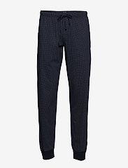 Schiesser - Long Pants - bottoms - dark blue - 0