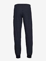 Schiesser - Long Pants - bottoms - dark blue - 1
