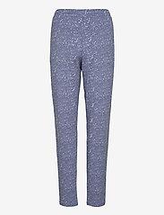 Schiesser - Pyjama Long - pyjama''s - blue - 3