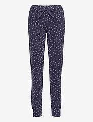 Schiesser - Pyjama Long - pyjama''s - blue - 2