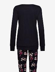 Schiesser - Pyjama Long - pyjama''s - anthracite - 1