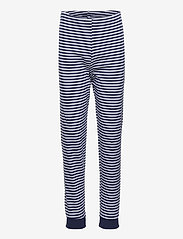 Schiesser - Boys Pyjama Long - sets - dark blue - 2