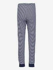 Schiesser - Boys Pyjama Long - sets - dark blue - 3