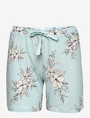 Schiesser - Pyjama Short - pyjama''s - mint green - 2