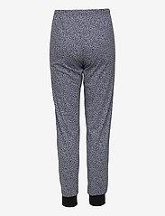 Schiesser - Girls Pyjama Long - sets - black - 3