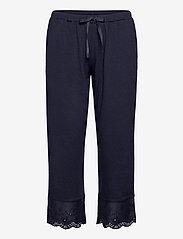 Schiesser - Pyjamas 3/4 - pyjama''s - nightblue - 2