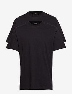 Shirt 1/2 - t-shirts basiques - black