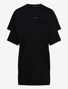 Shirt 1/2 - basic t-shirts - black