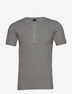 Shirt 1/2 - basic t-shirts - grey melange