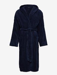 Bath Robe - badjassen - navy
