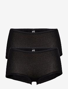 Brief - boxers - black