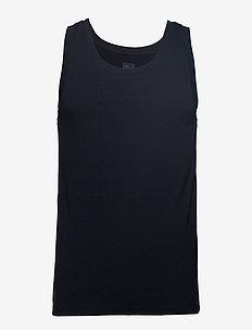 Singlet - perus t-paidat - blueblack