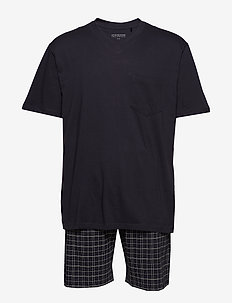 Pyjama Short - piżamy - anthracite