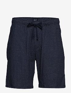 Shorts - bottoms - dark blue