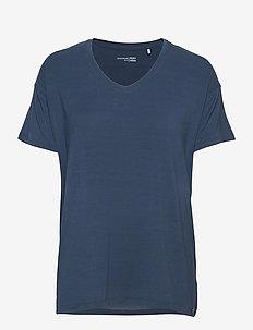 Shirt 1/2 - tops - petrol