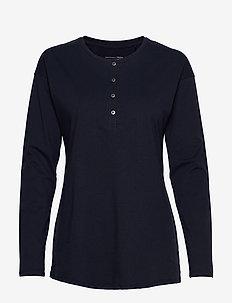 Shirt 1/1 - tops - nightblue