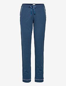 Long Pants - broeken - petrol