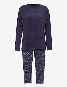Pyjama Long - pyjama''s - blue