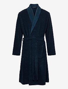 Bath Robe - badjassen - nightblue