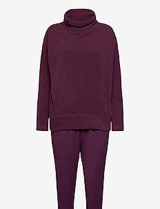 Pyjama Long - pyjama''s - plum